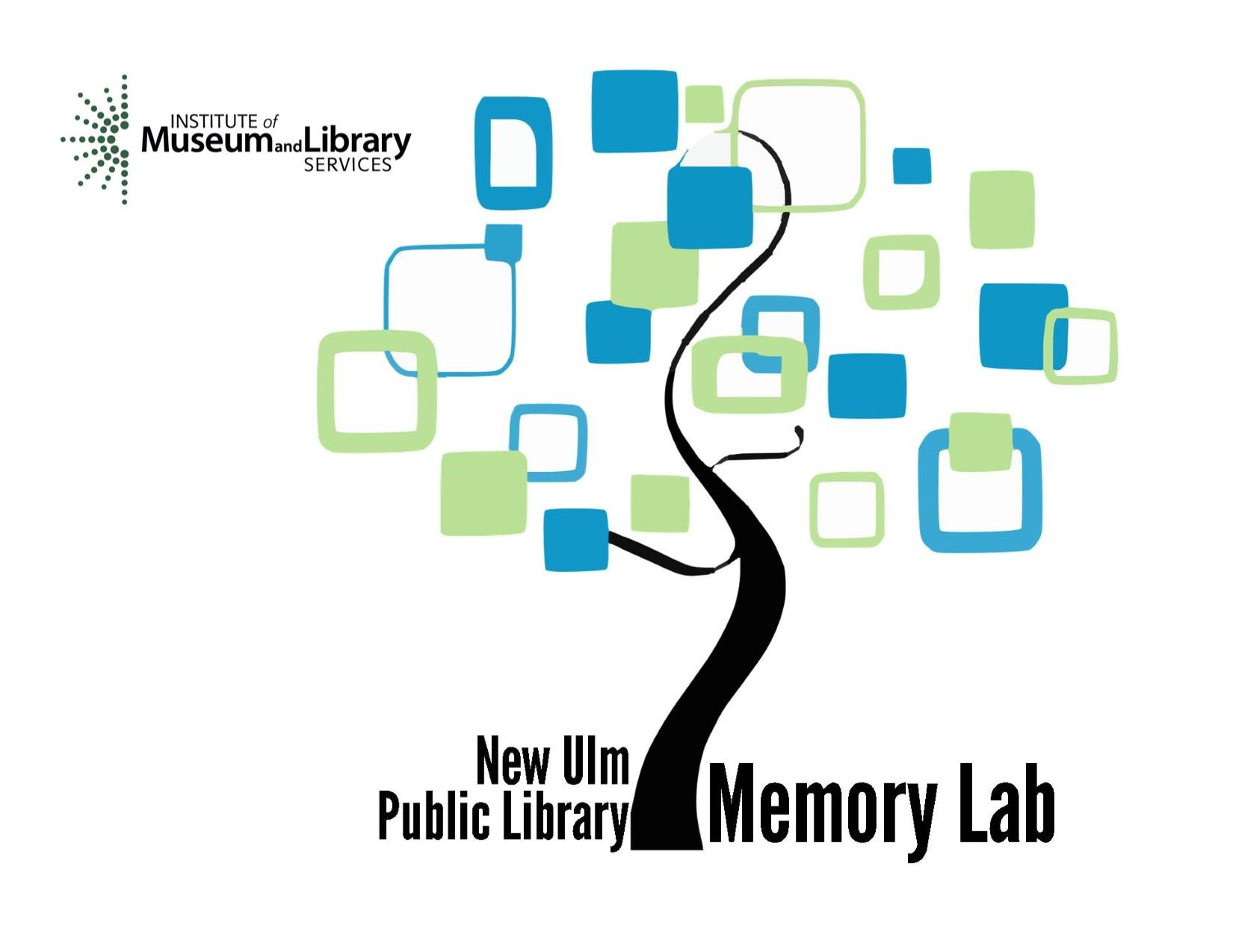 New Ulm Public Library Memory Lab
